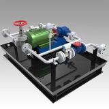 燃料配達システムポンプ端末システム