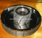 Режущий диск алмазных резцов разрезая колесо лезвия полируя