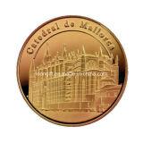 Da lembrança do metal moeda do desafio da venda por atacado barato