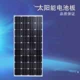 160W, haute efficacité mono pour panneau solaire Système Solaire
