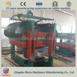 会社の販売の専門のゴム製加硫機械