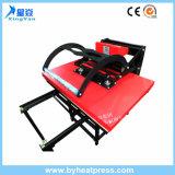 Grande máquina de alta pressão manual da imprensa do calor
