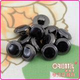 Tasto di tibia a resina epossidica nero basso del Gunmetal (S-459BN-3S)