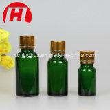 30ml20ml vidro ouro azul frasco de óleo essencial com conta-gotas