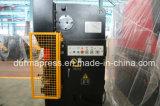 Wc67y-125t4000mm CNC 격판덮개 구부리는 기계, 압박 브레이크 CNC 의 금속 장 구부리는 기계