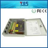 CCTV Power Supply Box 12V 15A 9CH