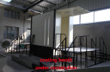 Puder Coating Booth für Fast Color Change mit Big Cyclone