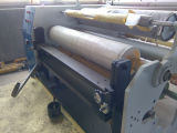 Transpirable material de vendaje que hace la máquina