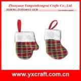 Het Kleine Hangen van de Decoratie van Kerstmis (zy15y144-1-2) voor de Levering van China van de Kerstboom
