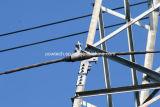 ADSSケーブル100mのスパン/ADSSのアクセサリのための中断クランプ