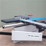 O painel da tabela de deslizamento da máquina do Woodworking viu Mj6132