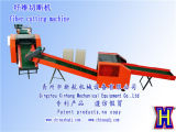 Máquina de estaca favorável ao meio ambiente de pano do algodão de pano do desperdício da fibra