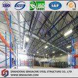 Steel Warehouse with Light Gabled Frame