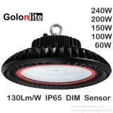Meanwell Lumileds SMD 3030 IP65 130lm/W Campana UFO LED industrielles 100W