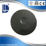 Disque de meulage à résine renforcé de fibres 27A 125X6X22