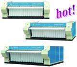 3 Meter-doppelte Rollen-Hotel-/Krankenhaus-Dampf-Wärme Flatwork Ironer Maschine