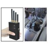 Blocker van de Stoorzender CDMA/GSM/GPS/3G van het Signaal van de Telefoon van China Draagbare Mobiele