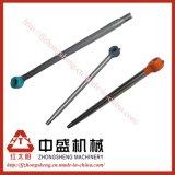 Doble Rod del cilindro hidráulico del excavador