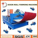 Dx ha incurvato il rullo che forma la macchina