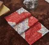 Het Boheemse Beddegoed van de Polyester van Stijl 3D Afgedrukte die 100% met de Dekking van het Dekbed van het Blad van het Bed en de Veinzerij van het Hoofdkussen wordt geplaatst