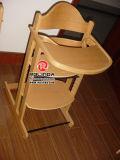 Используемые банкетом стулы высокого качества младенца сидя