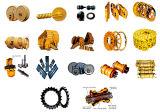 O&K Excavatorsのための下部構造Parts