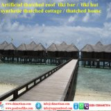 Le capanne del Bali Tiki rendono incombustibile il Thatch sintetico