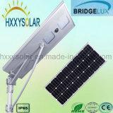 Luz de calle solar integrada de la aprobación 12V 60W LED LED de RoHS del Ce