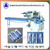 SWA-320 de plastic Automatische Verpakkende Machine van Mensen en van het Mes