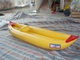 canoa gonfiabile del PVC della singola della canoa di alta qualità di 1.0mm PVC/TPU canoa gonfiabile del doppio da vendere