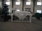 緑のMung豆磨く機械