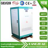 Statischer Zustand Transduce 80kw From120/208VAC 60Hz zum 230/400VAC 50Hz Leistungsverstärker