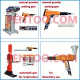 Pistola a spruzzo della polvere per il rivestimento manuale o automatico della polvere