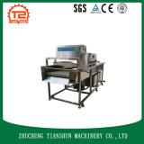 Rondelle et machine à laver de racines alimentaires de racine avec le nettoyeur à brosse Tsxm-40