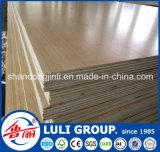 Feuille de contreplaqué de base de peuplier à grille de meubles