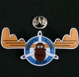 Recuerdo la Insignia Insignia de solapa Prendedores con el logotipo de animales