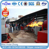 China-Lebendmasse-Tabletten-Brenner für Dampfkessel 2t