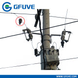 Gravador de corrente primária sem fio de alta voltagem