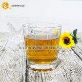 Förderndes rundes freies Glaswein-Whisky-Glas