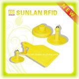 Venda por atacado RFID Animal Tag / Tag de orelha de animal / etiqueta de orelha de gado com preço competitivo para gestão de animais