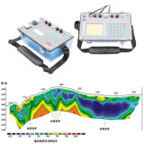 Instrumento multi-electrodo de alta resolución de la resistencia, Tomograph de la resistencia eléctrica, buscador del agua subterránea
