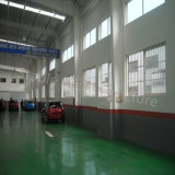 El mejor departamento del coche de la estructura del metal del diseño para la venta
