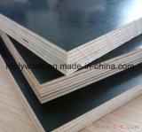 12mm película de contrachapado de madera contrachapada frente película negra la madera contrachapada
