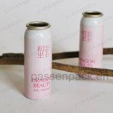 Mini botella de aluminio del rociador para el aerosol de aerosol ginecológico (PPC-AAC-034)