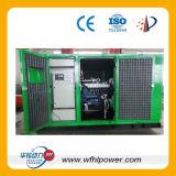 Leises Gas Genset 20-200kw Hualing