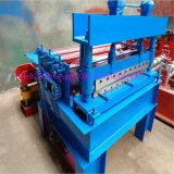 Folha de metal hidráulica que nivela a máquina de estaca