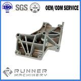 Das Soem-Legierungs-Zink, das Aluminium ist, den Druckguss-Teil-Hersteller, der im Öl-Gehäuse verwendet wird