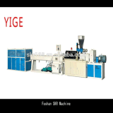 PVC 2 Pipes Extrusion Line