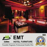 Ensemble de canapé KTV Sofa de luxe pour le club de nuit (EMT-KTV01)
