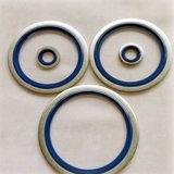 多数はダイナミックなシールのゴム製金属の混合物のシールのための担保付きのシールを大きさで分類する